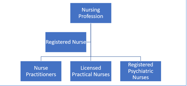 Nursing professions in Canada
