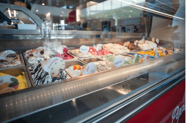 ice-cream favours