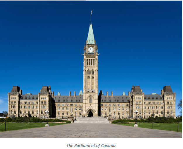 The Parliament of Canada(law)
