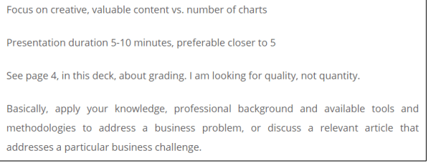 business analytics homework sample