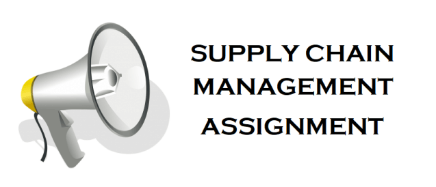 supply chain assignment Canada
